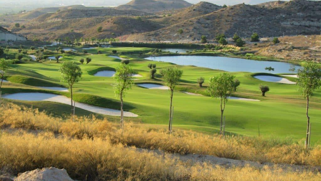 Font Del Llop Golf Resort Parcours 18 trous Espagne