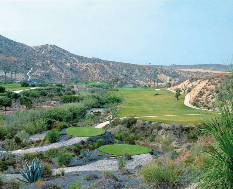 Golf Valle del Este Parcours de golf Espagne andalousie