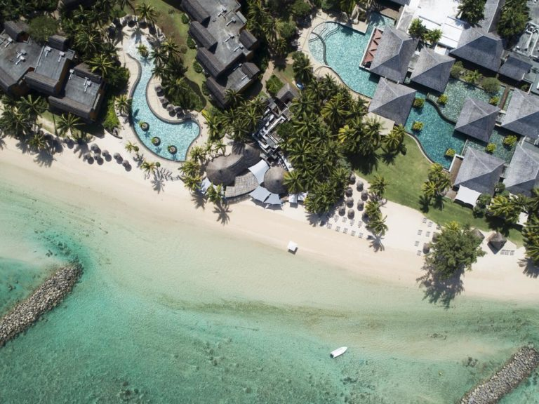 Heritage Awali Golf & Spa Resort – All Inclusive Île Maurice Vue aerienne