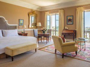 Hôtel Anantara Villa Padierna Palace Benahavís Marbella Resort Chambre salon