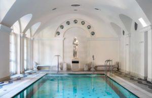 Hôtel Anantara Villa Padierna Palace Benahavís Marbella Resort Piscine couverte