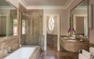 Hôtel Anantara Villa Padierna Palace Benahavís Marbella Resort Salle de bain