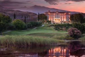 Hôtel Anantara Villa Padierna Palace Benahavís Marbella Resort Voyage Golf Espagne Sejour golfique