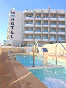 Hotel Meridional Valence Espagne