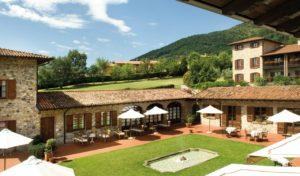 Hotel Relaisfranciacorta Voyage vacances sejour golf italie