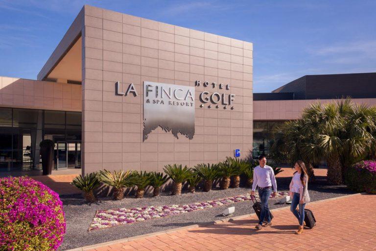 La Finca Resort Hotel golf Espagne
