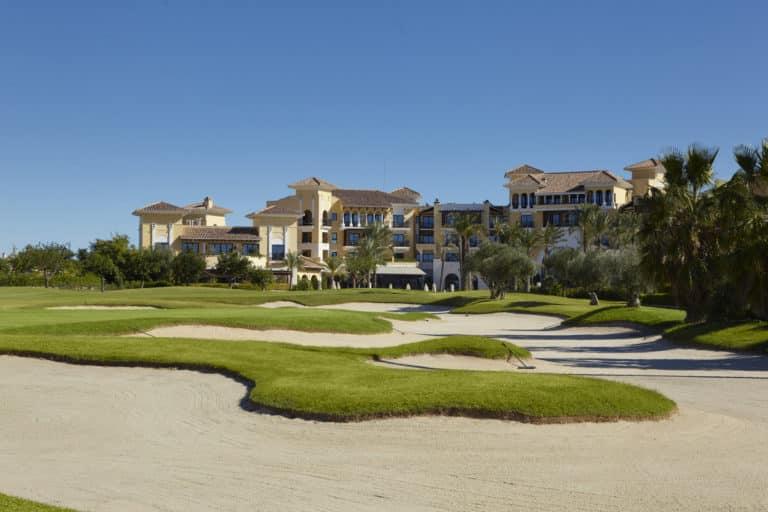 Mar Menor Golf Clubhouse