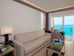 Melia Alicante Chambre vue mer