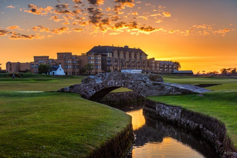 Old Course Hotel Golf Resort & Spa Voyage golf Ecossse Lecoingolf
