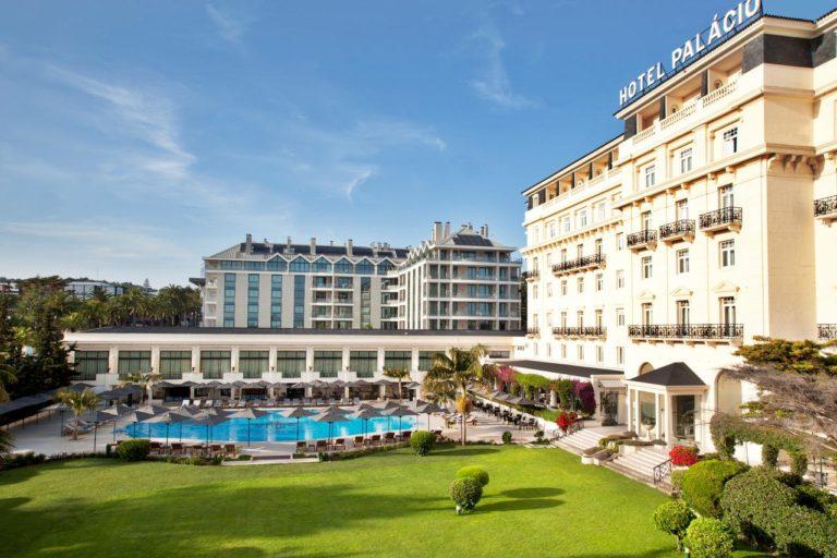 Palácio Estoril Hotel, Golf & Wellness Hotel golf Lisonne Portugal