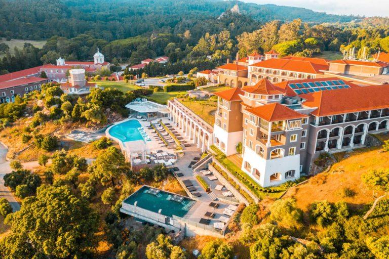 Penha Longa Resort Lisbonne sintra portugal