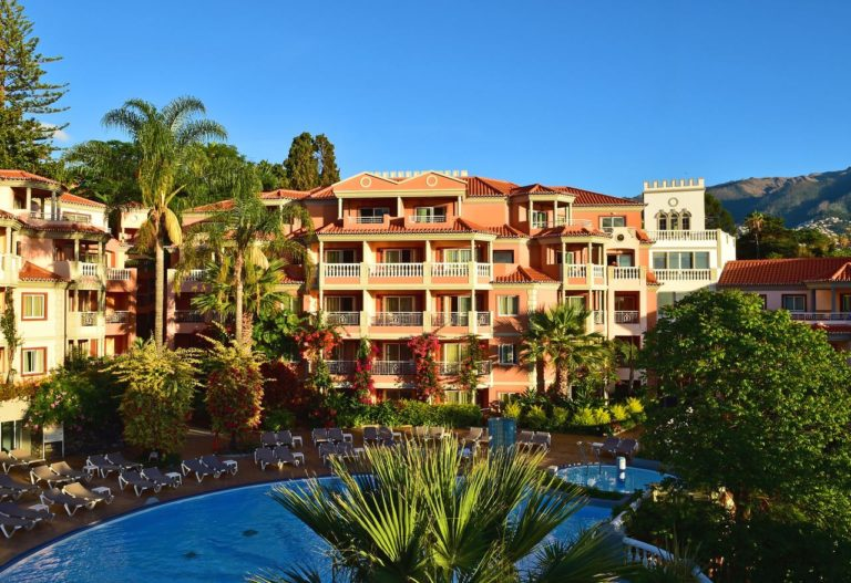 Pestana Miramar Garden & Ocean Hotel Piscine hotel Madere