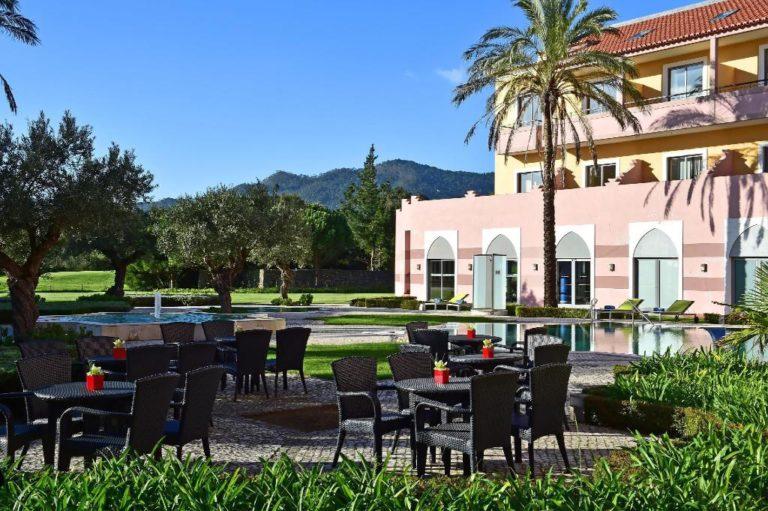 Pestana Sintra Golf Resort & SPA Hotel Vacances golf Portugal Sejour proche Lisbonne
