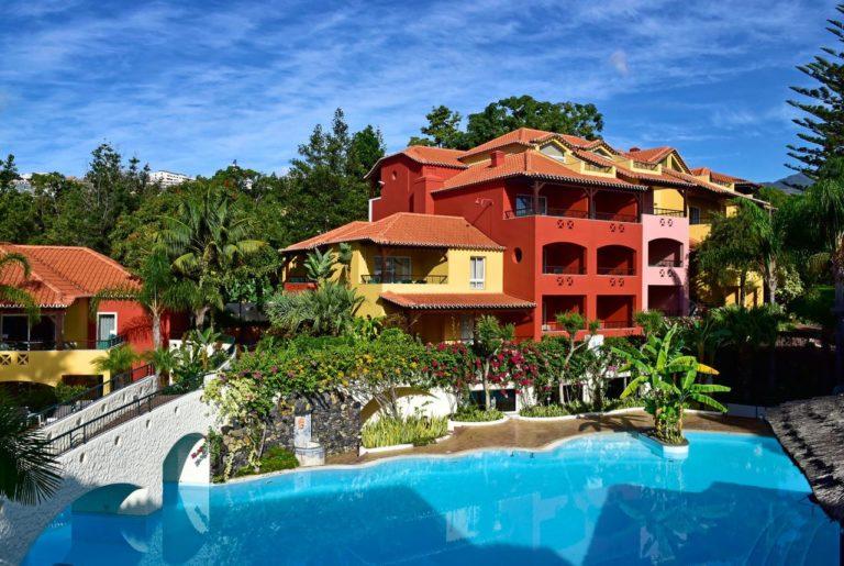 Pestana Village Garden Hotel Pisicne hotel ciel bleu soleil