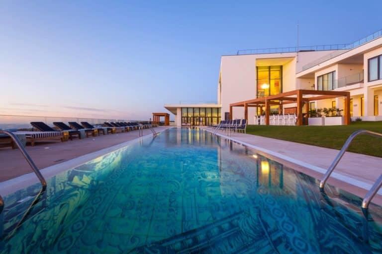 Royal Obidos Evolutee Hotel Lisbonne Portugal Vacances golf