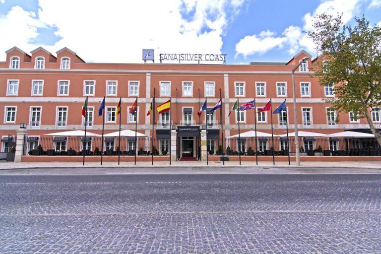 SANA Silver Coast Hotel Facade de l'hotel Lisbonne