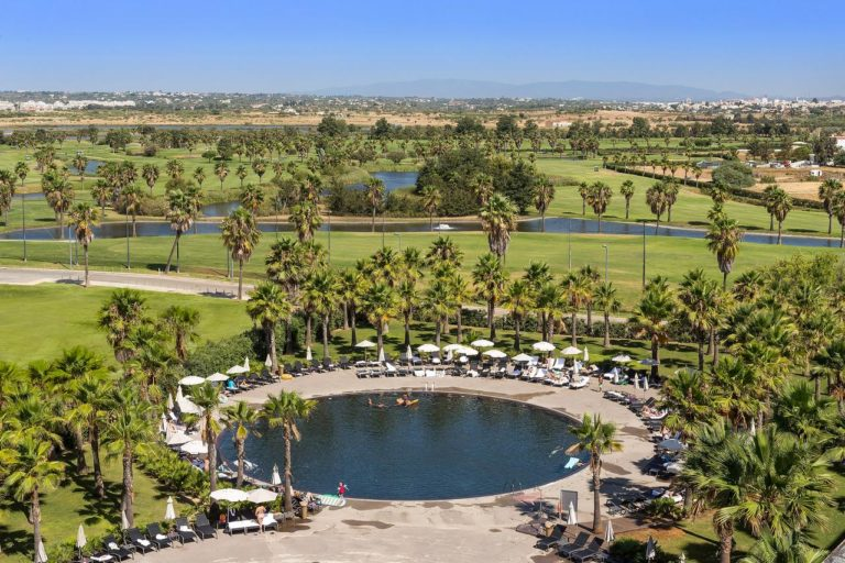 Salgados Palace Hotel golf portugal Algarve