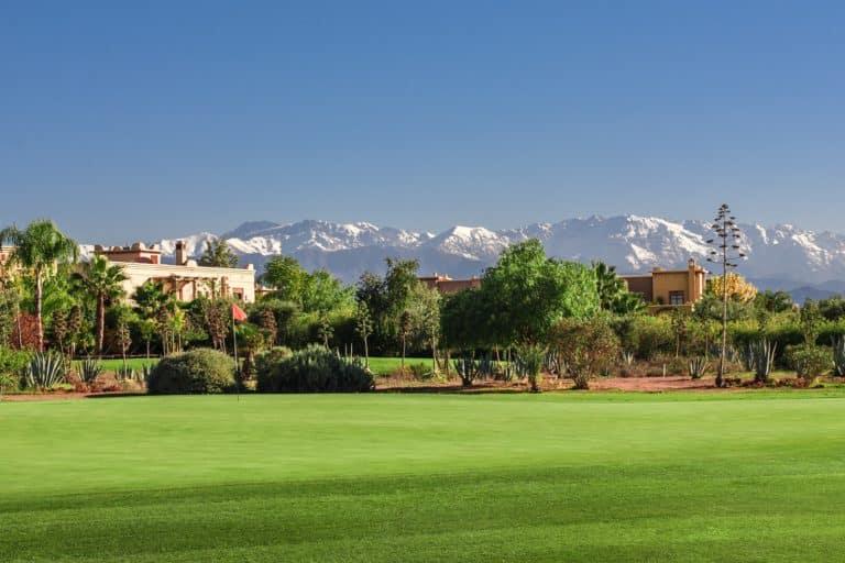Samanah Golf Club Parcours de golf Maroc Jack Nicklaus