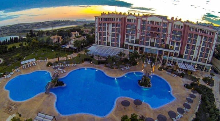 Sercotel Hotel Bonalba Alicante 4* Vue aerienne