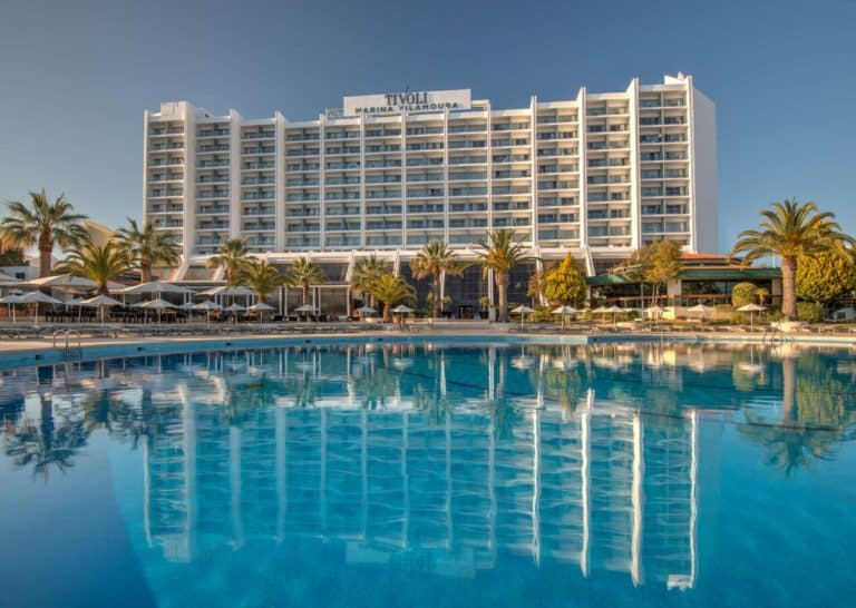 Tivoli Marina Vilamoura Vacances golf Algarve Portuagl sejour golfique