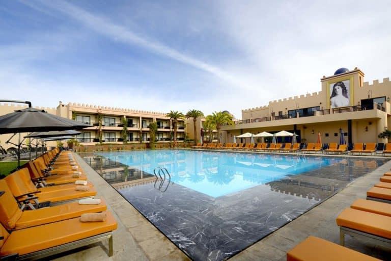 Adam Park Marrakech Hotel & Spa Vacances golf Maroc