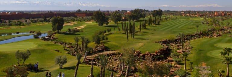 Atlas Golf Marrakech Lecoingolf Sejour golf Maroc