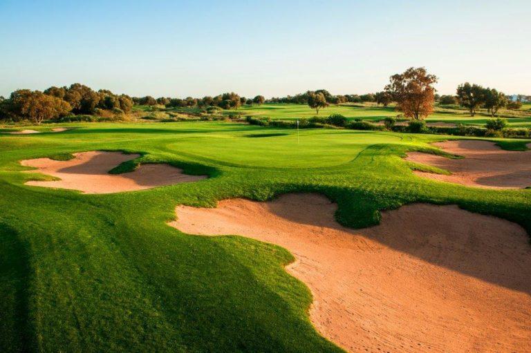Bahia Golf Beach Bouznika Parcours de golf Rabat Maroc