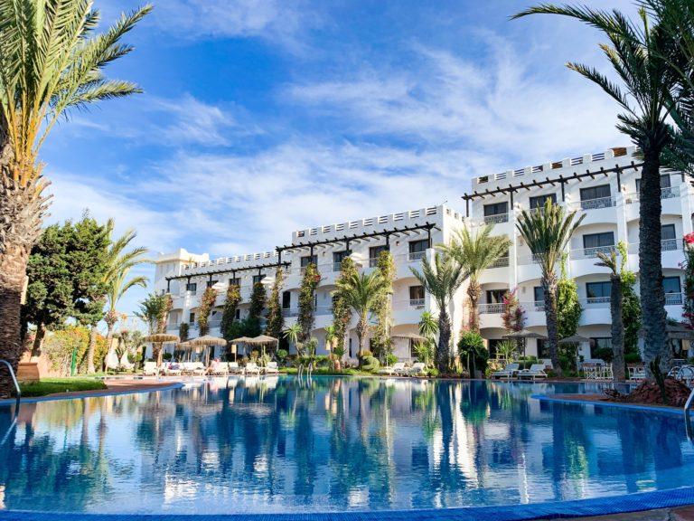 Borjs Hotel Suites & Spa Vacances Golf Maroc