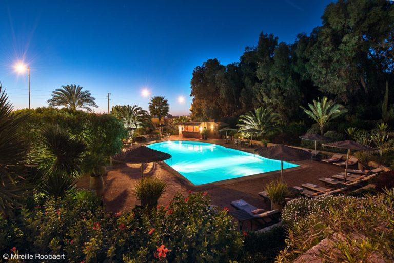 Dar Maktoub cocuher de soleil B&B Hotel Golf Agadir