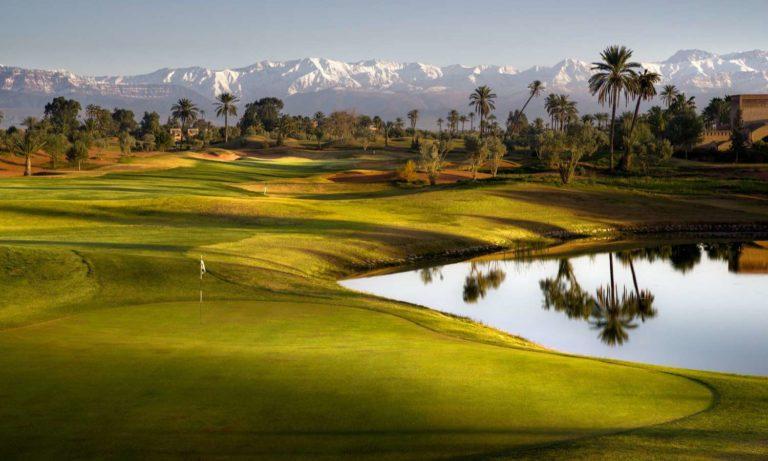 Golf Club Amelkis Marrakech Lecoingolf sejour golf Maroc