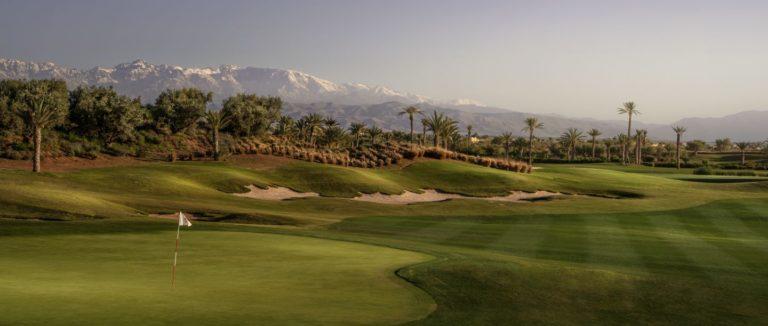 Golf & Country Club du Fairmont Royal Palm Lecoingolf sejour golf Maroc