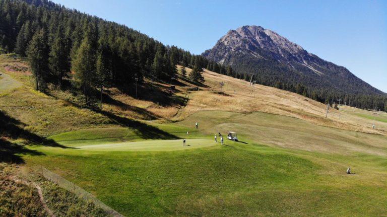 Golf International de Montgenèvre Lecoingolf guide de tous les golfs de France