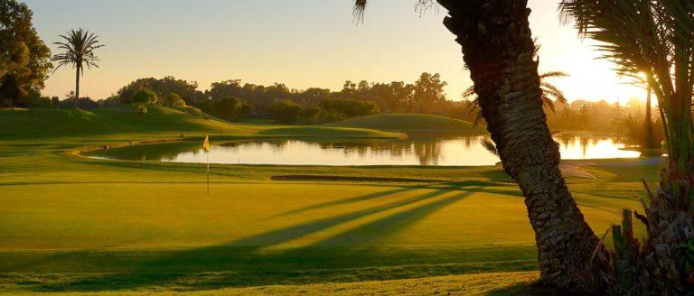 Golf du Soleil Agadir Parcours de golf 18 trous Maroc