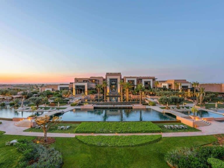 Hôtel Fairmont Royal Palm Marrakech Sejour golf Maroc