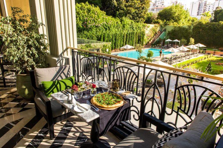 Le Casablanca Hotel Restaurant gastronomique