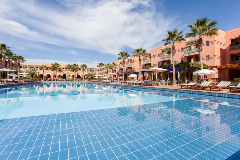 Les Jardins de l'Agdal Hotel & Spa Vacances golf Maroc