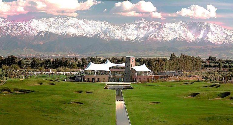 Noria Golf Club Clubhouse