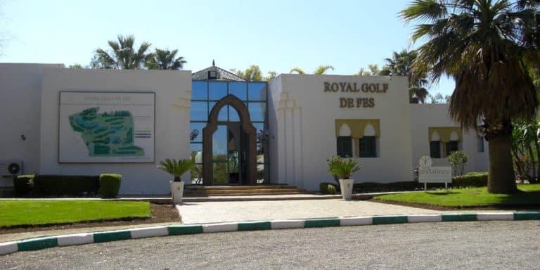 Royal Golf de Fès Clubhouse