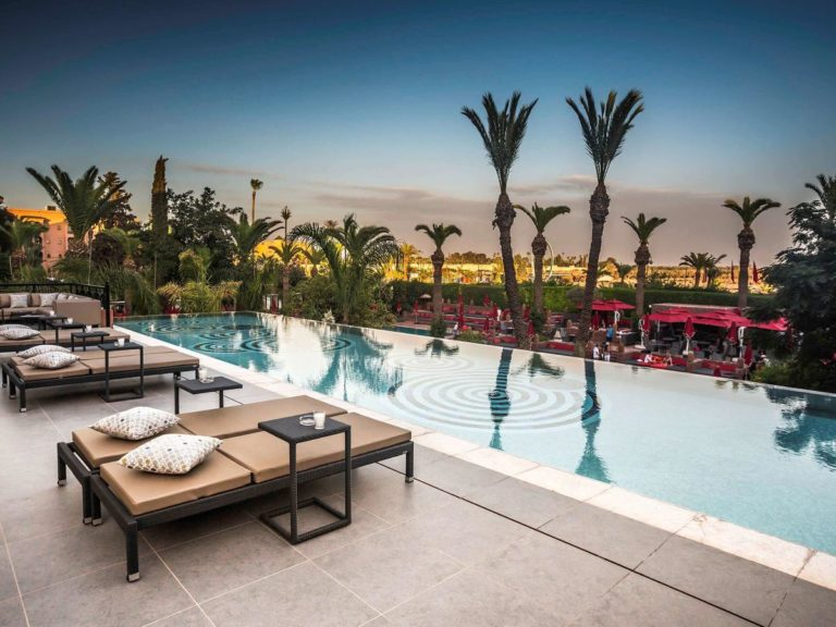Sofitel Marrakech Lounge and Spa Sejour golf maroc