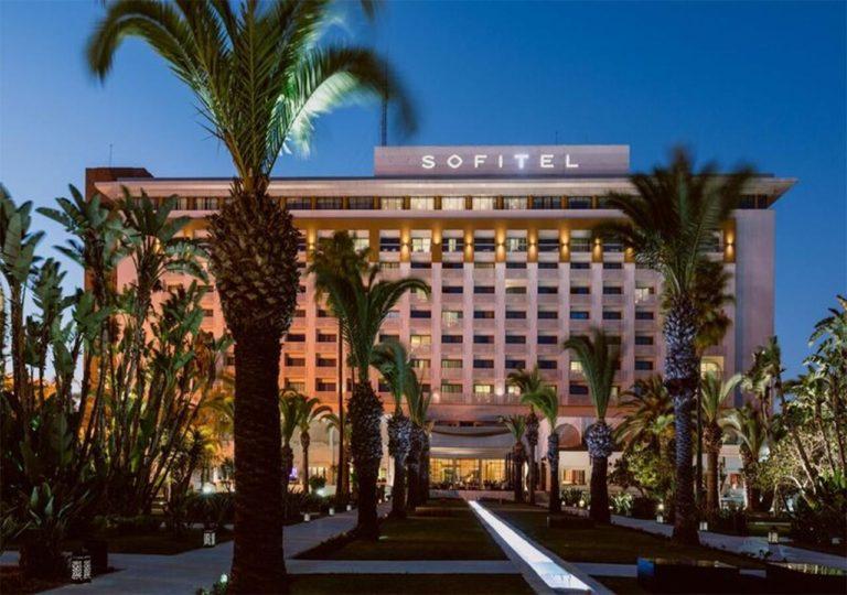 Sofitel Rabat Jardin Des Roses Façade de l'hôtel