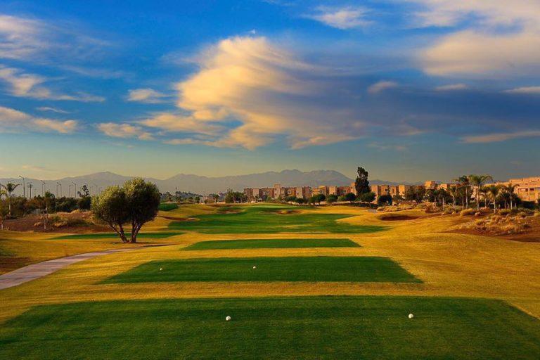 The Montgomerie Marrakech Parcours de golf 18 trous Maroc