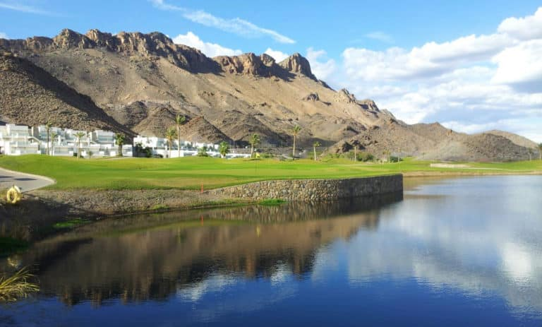 Aguilon Golf Lecoingolf guide golf Espagne