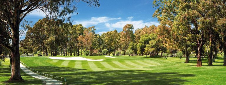 Atalaya Golf and Country Club Parcours de golf Espagne Andalousie
