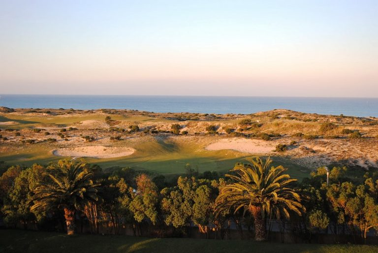 Botado Golf Club Loinks Parcours de golf 9 trous Portugal Atlantique