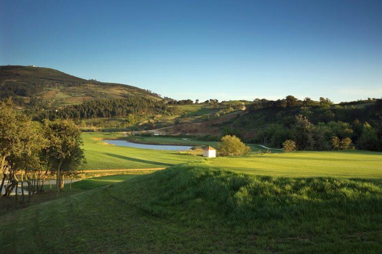 CampoReal Golf Green fairway Bunker