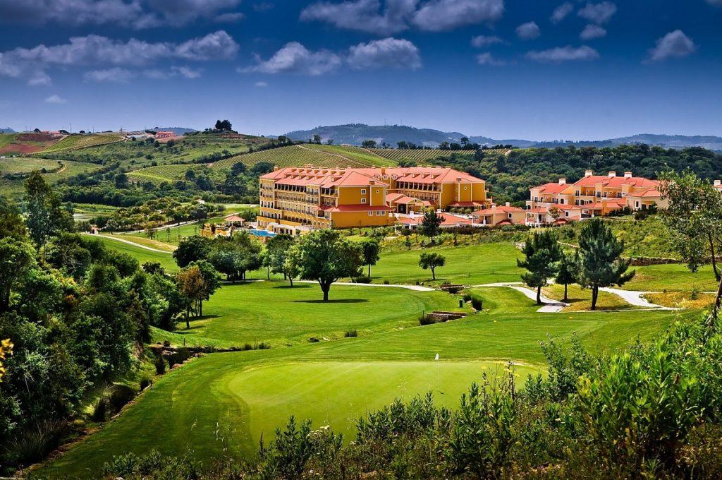 CampoReal Golf hotel sejour golf portugal Lisbonne
