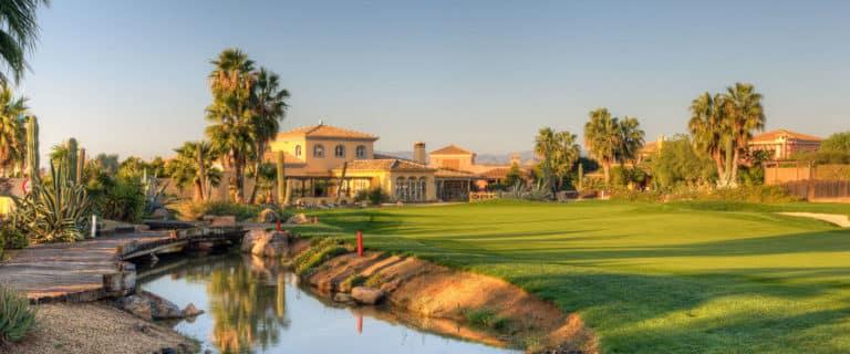 Desert Springs Golf Club Lecoingolf tous les golfs en Espagne