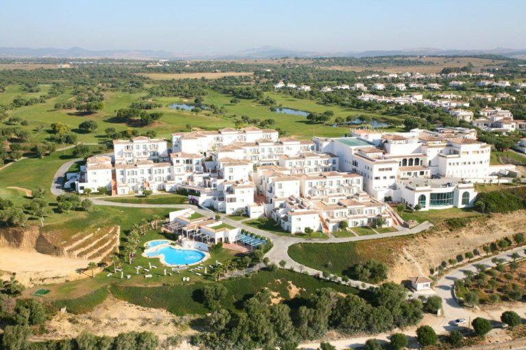 Fairplay Golf & Spa Resort Vue aerienne