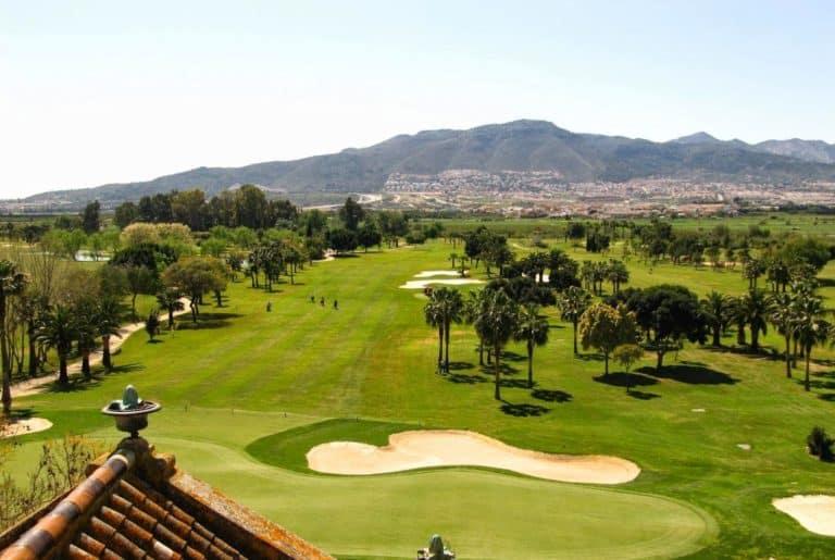 Guadalhorce Golf Club Parcours de golf 18 trous Andalousie