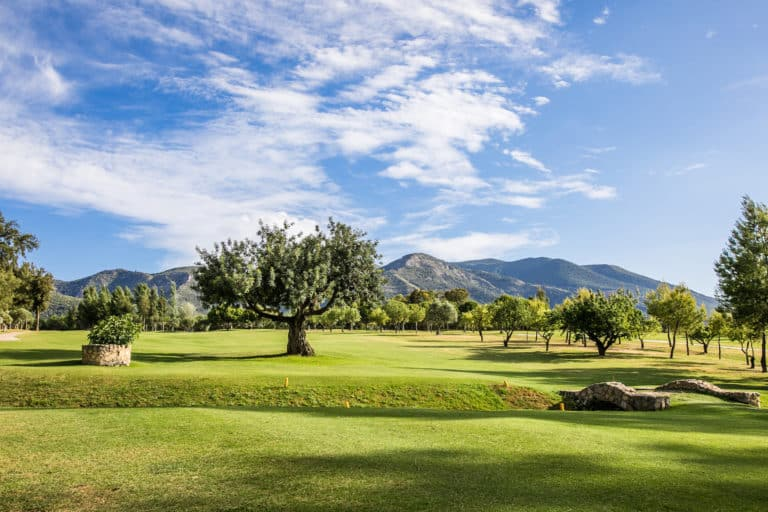Lauro Golf Resort Parcours de golf 18 trous Andalousie